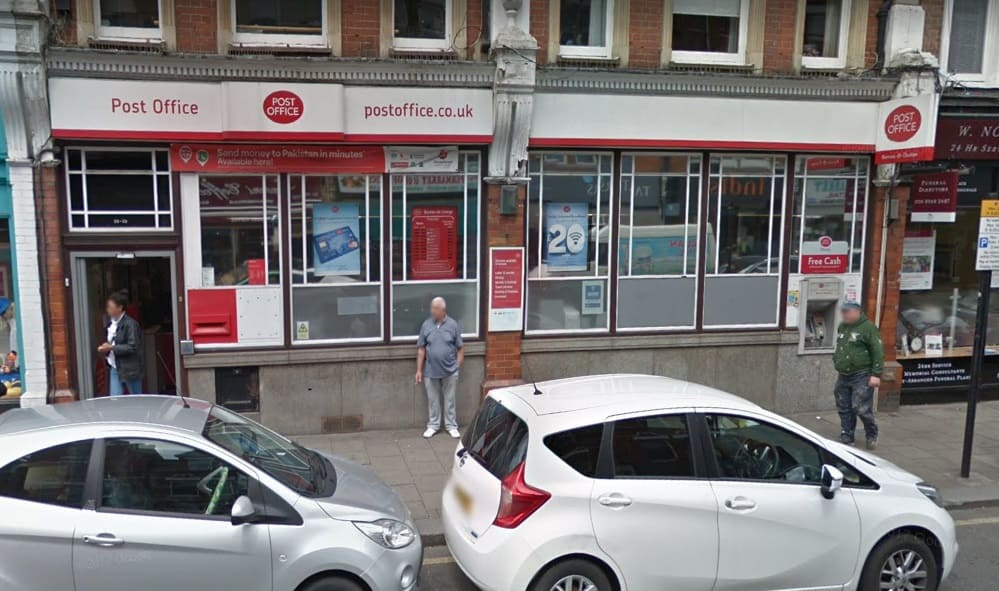 Crouch End Post Office