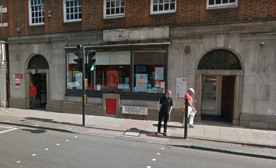 Muswell Hill Post Office