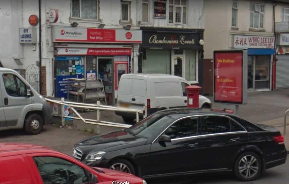 Heathfield Post Office
