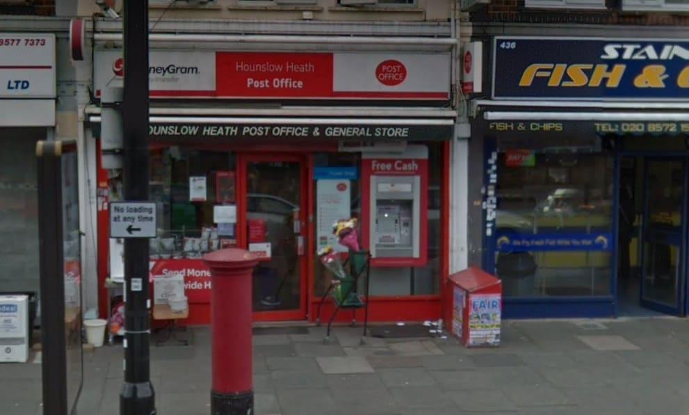 Hounslow Heath Post Office