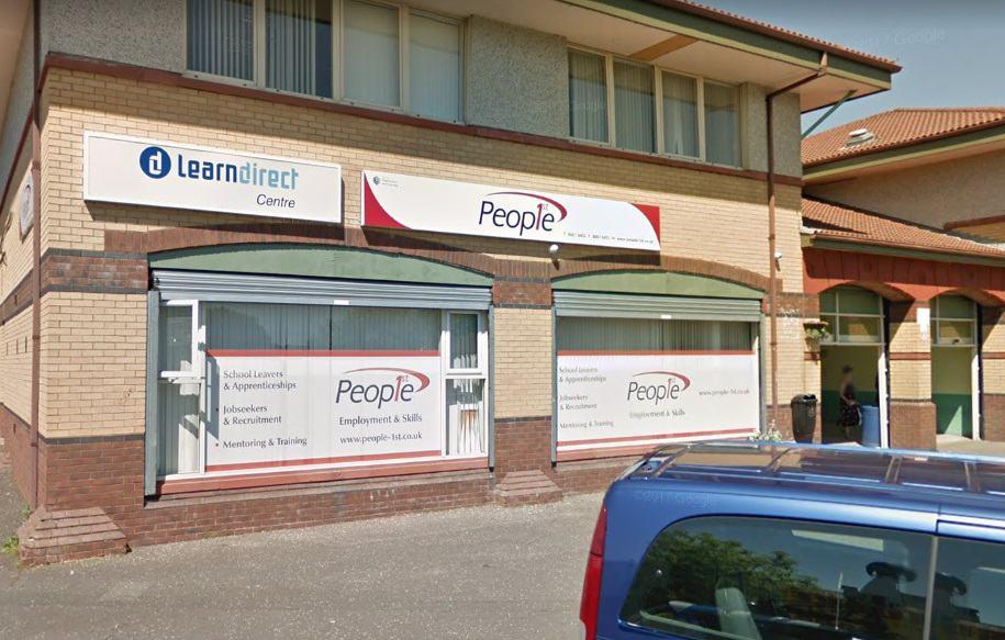 Colin Centre Post Office