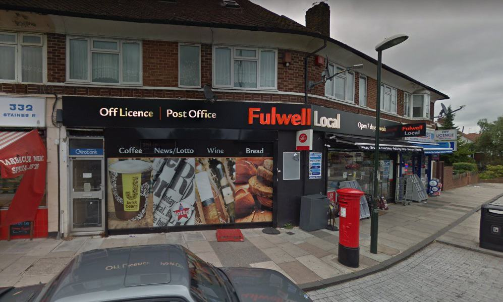 Fulwell Park Post Office
