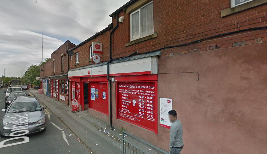 Holbeck Post Office