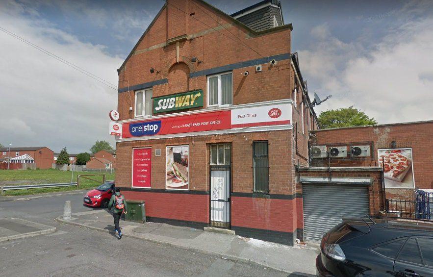 East Park Post Office