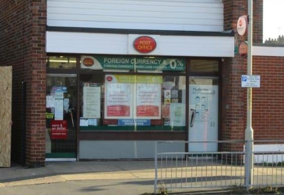 Sea Street Post Office