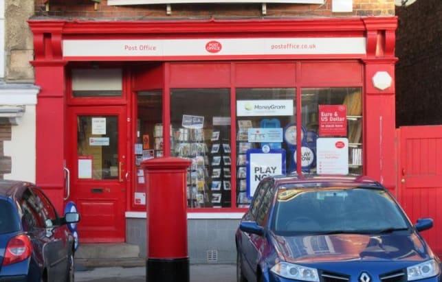 Acomb Post Office