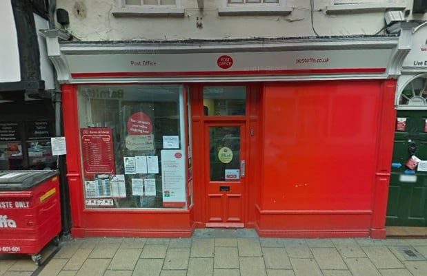 Market Place Post Office