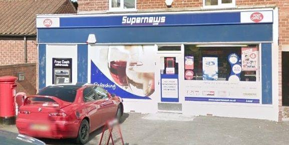 Bishopthorpe Post Office