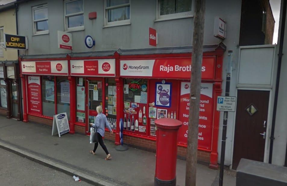 Wellington Street Post Office