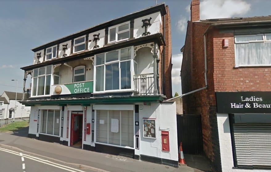 Burton-on-Trent Post Office