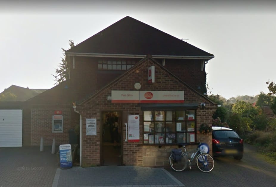 Stretton Post Office