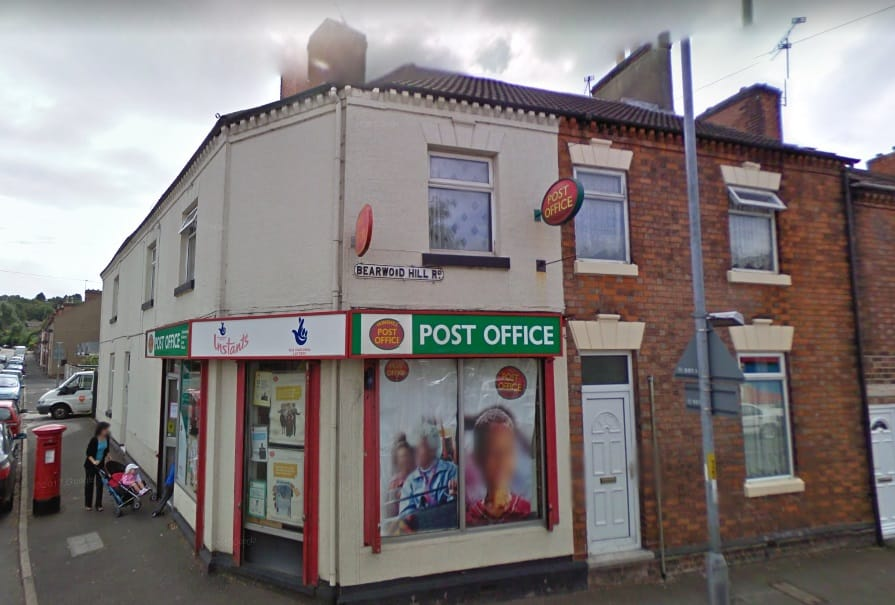 Winshill Post Office