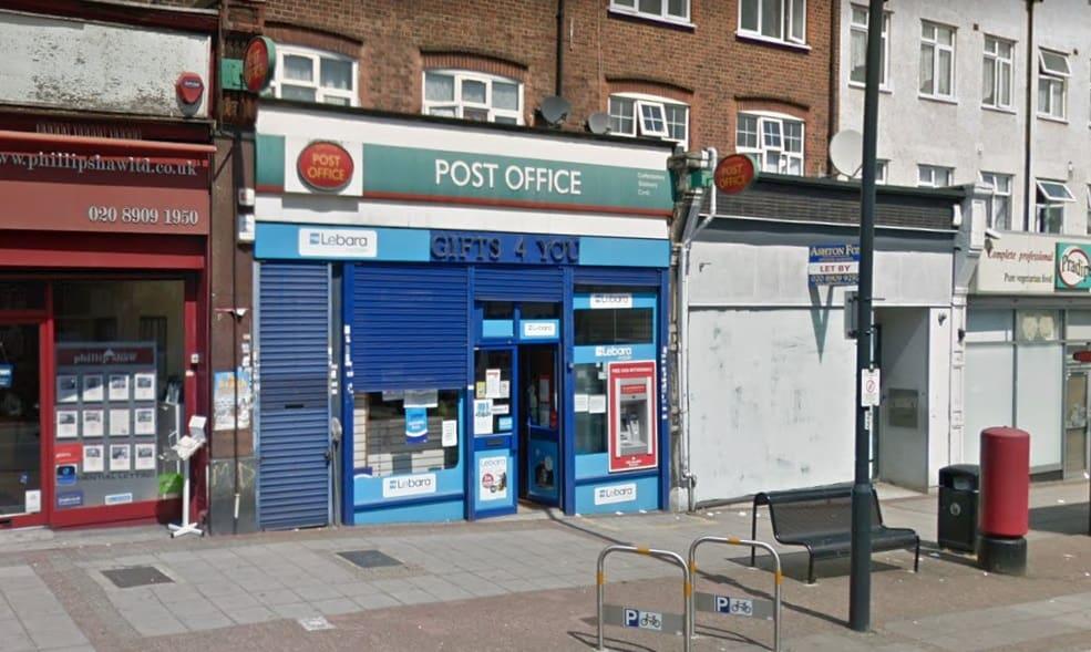 Kenton Post Office