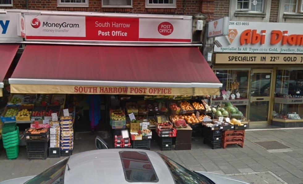 South Harrow Post Office