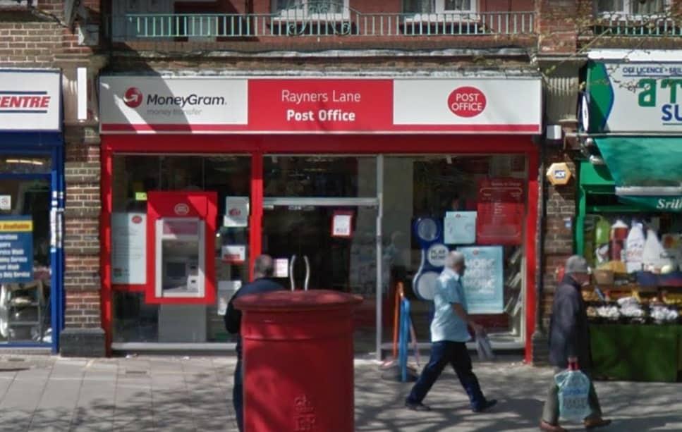 Rayners Lane Post Office
