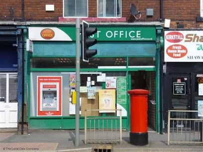 Milford Place Post Office