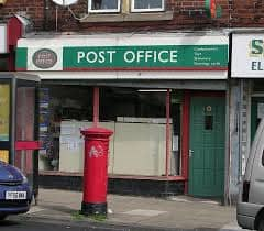 Tong Road Post Office