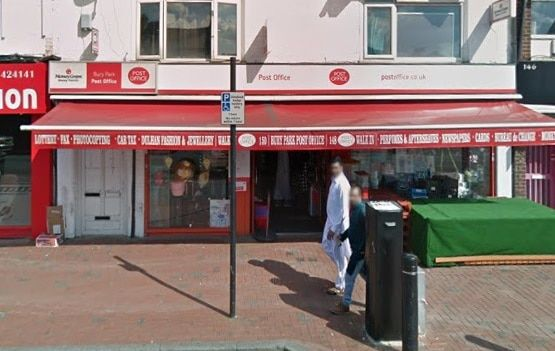 Bury Park Post Office