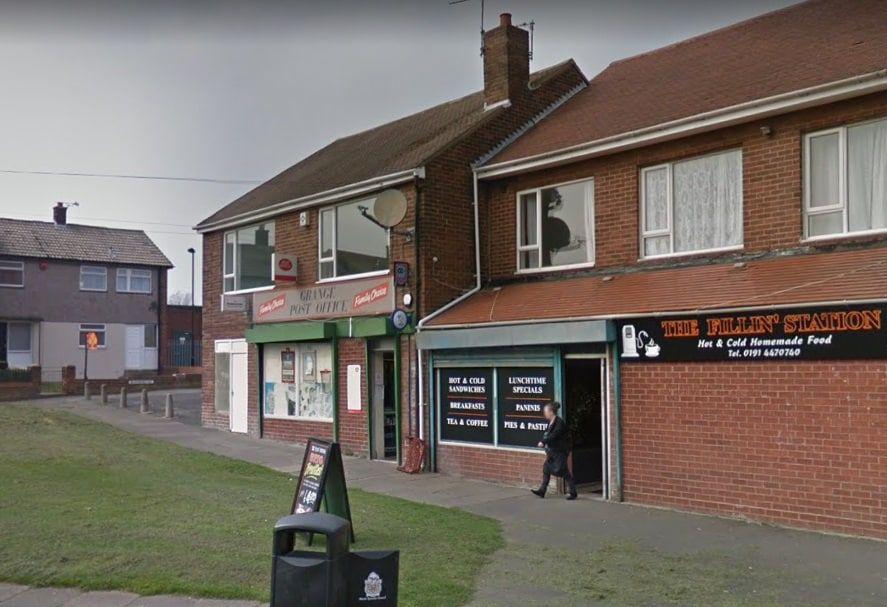 The Grange Post Office