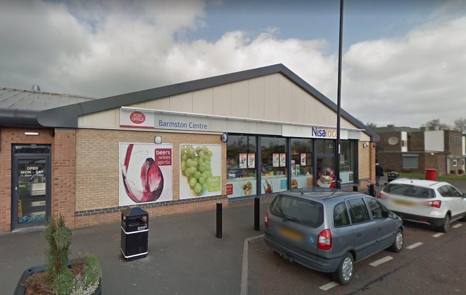 Barmston Post Office