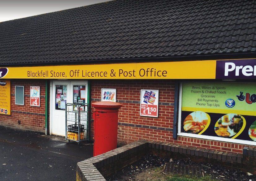 Blackfell Post Office