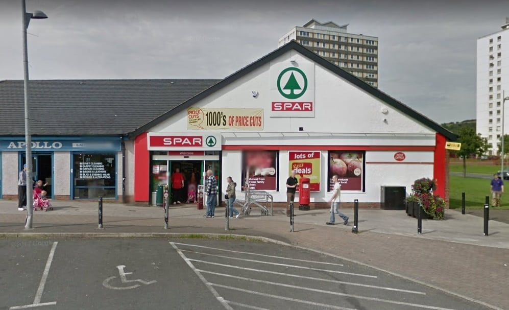 Rathcoole Post Office