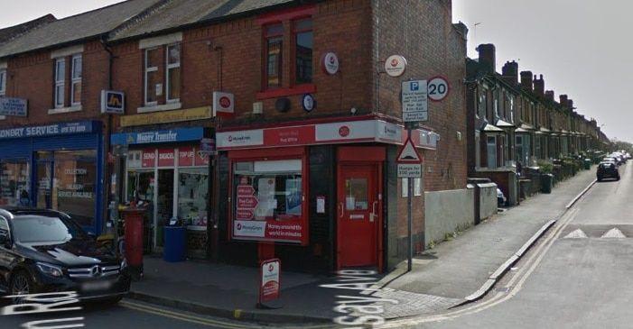 Ilkeston Road Post Office