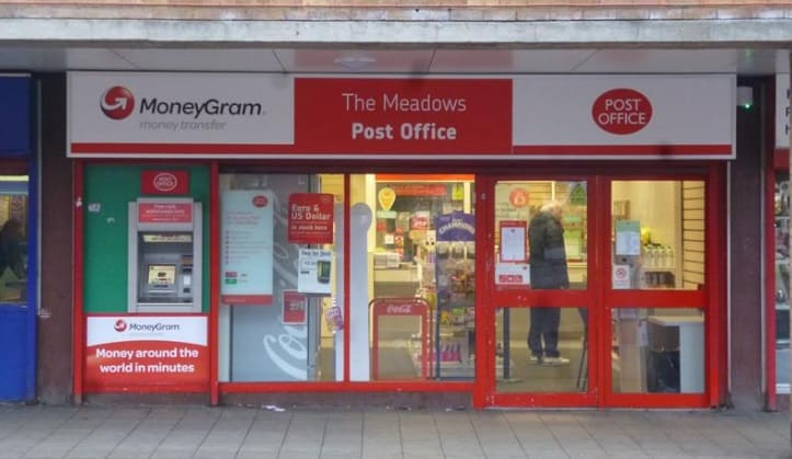 The Meadows Post Office
