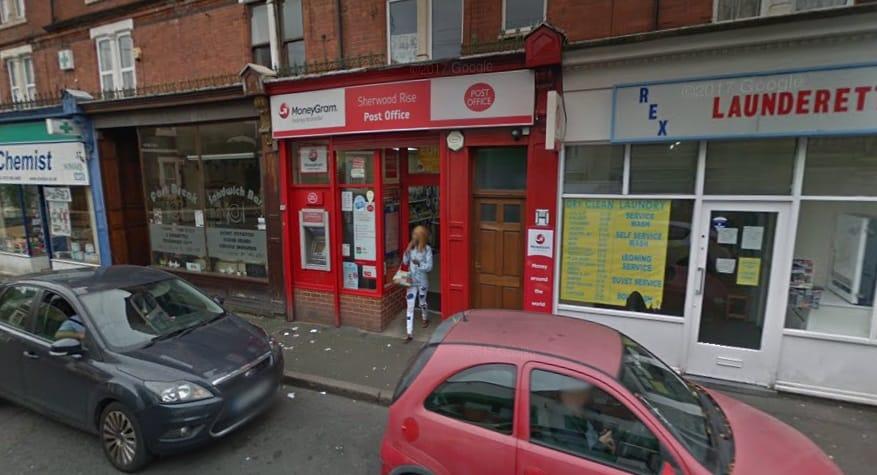Sherwood Rise Post Office