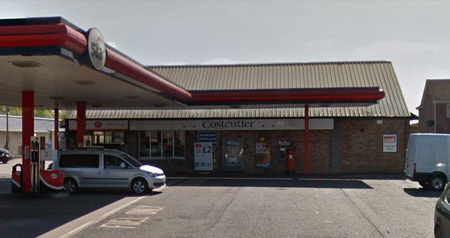 Woodside Post Office