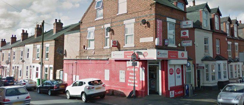 Sneinton Boulevard Post Office