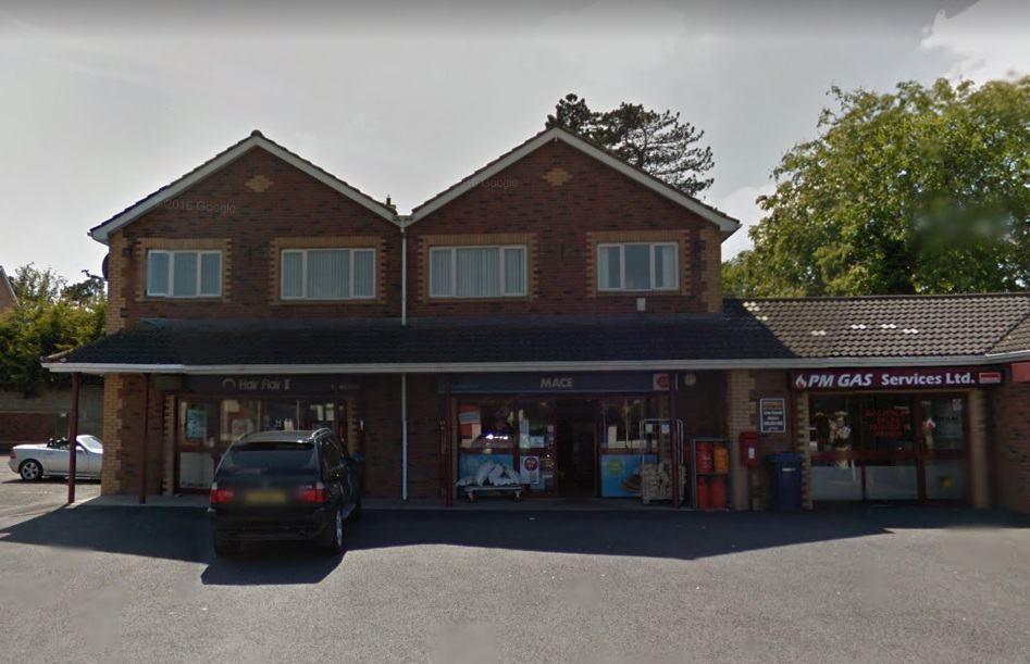 Derrymacash Post Office