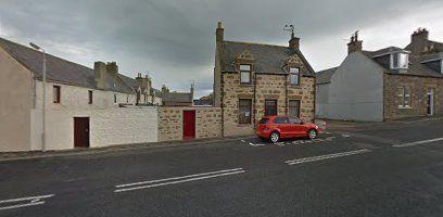 Portgordon Post Office