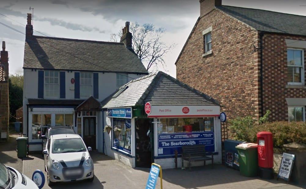 Burniston Post Office