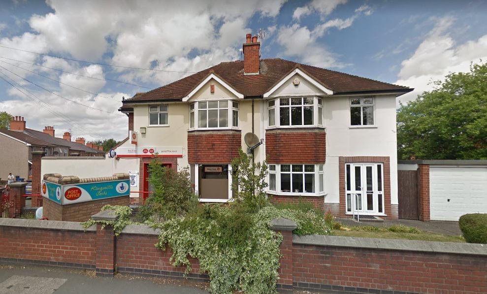 Kingsmills Road Post Office