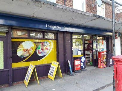 Livingstone Road Post Office