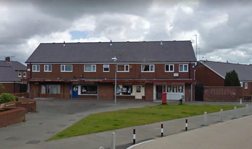 Maesgeirchen Post Office