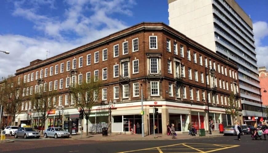 Belfast City Post Office