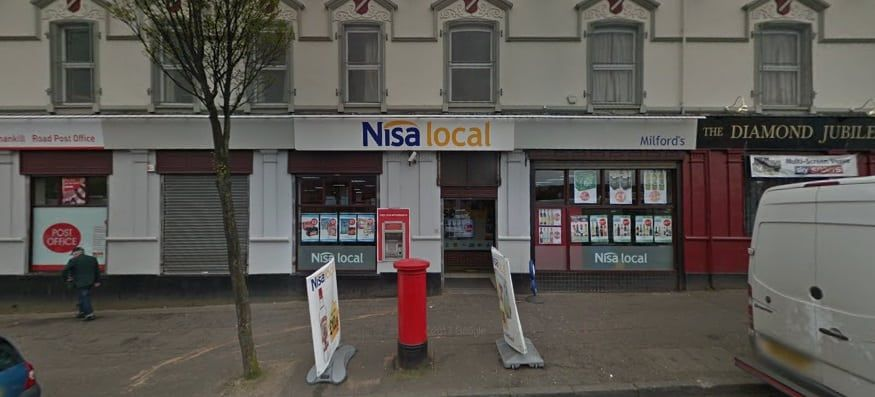 Shankill Road Post Office