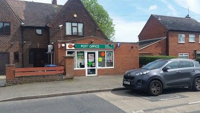 Barrow Hill Post Office