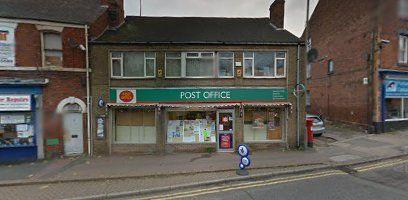 Eckington Post Office