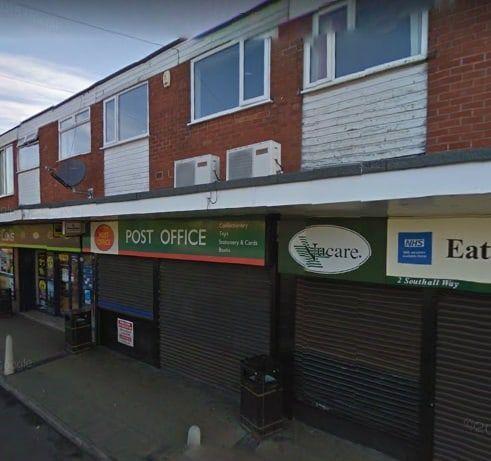 Eaton Park Post Office