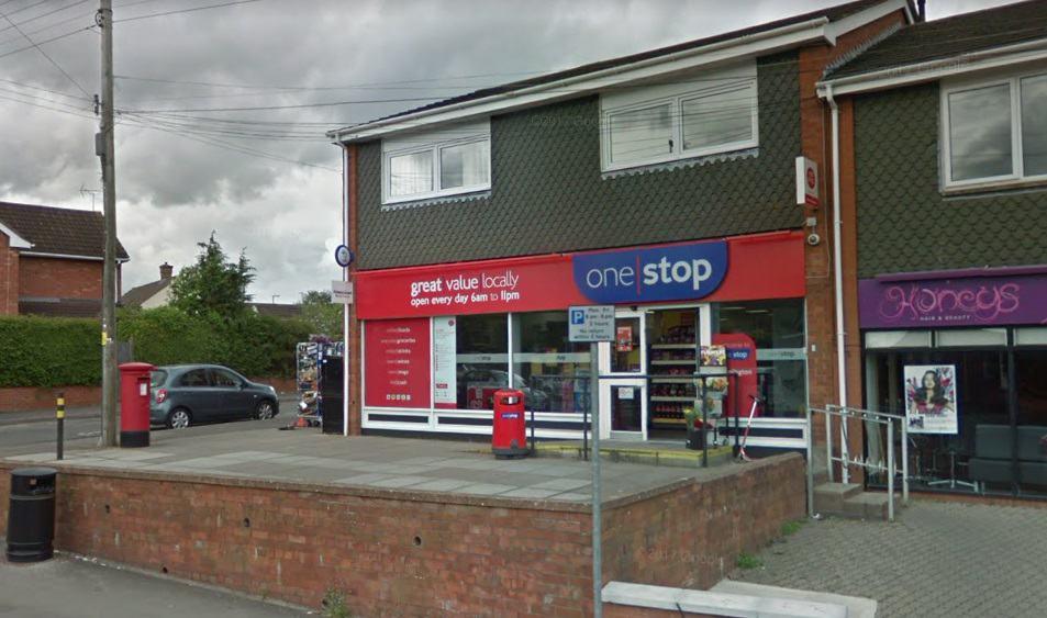 Taunton Post Office