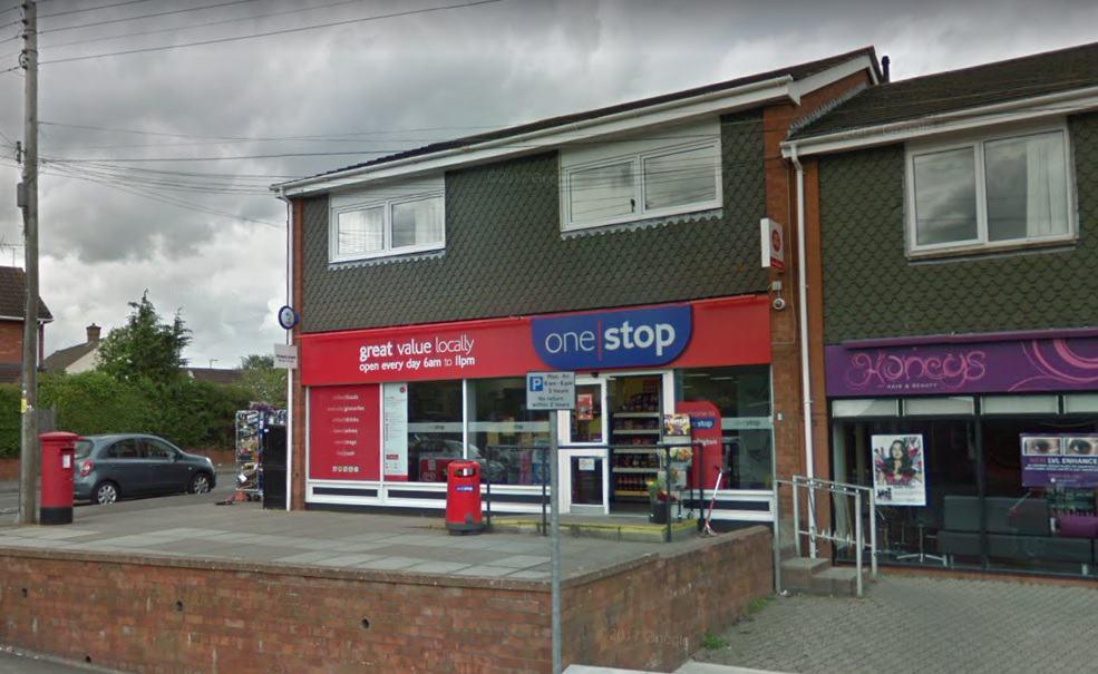 Galmington Post Office