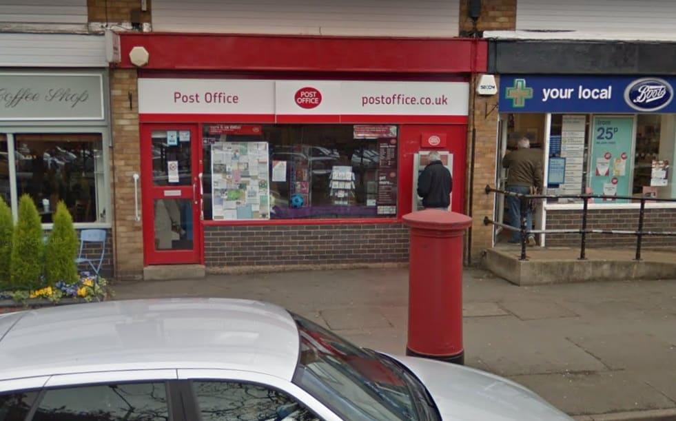 Quorn Post Office