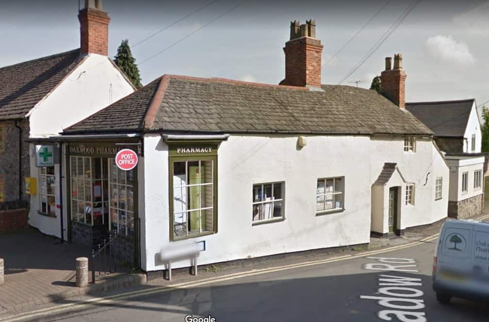 Woodhouse Eaves Post Office