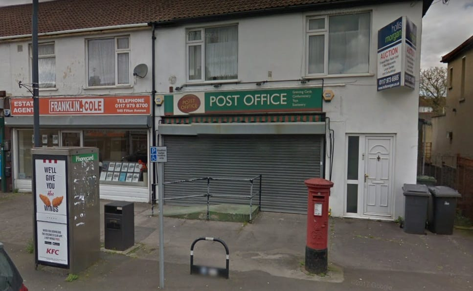 Filton Avenue Post Office