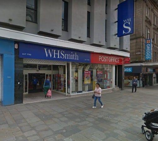 Newcastle Upon Tyne Post Office
