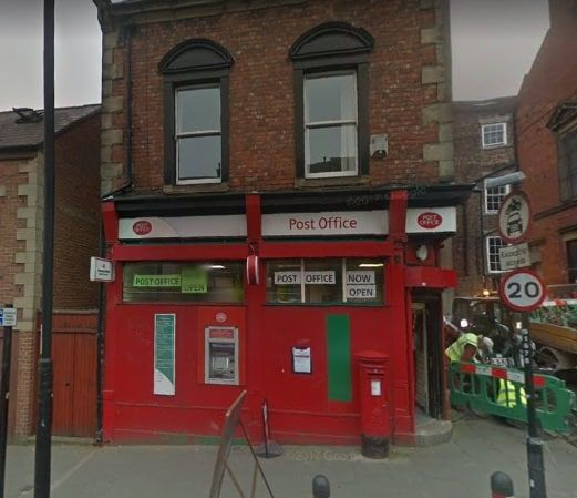 Westgate Hill Post Office