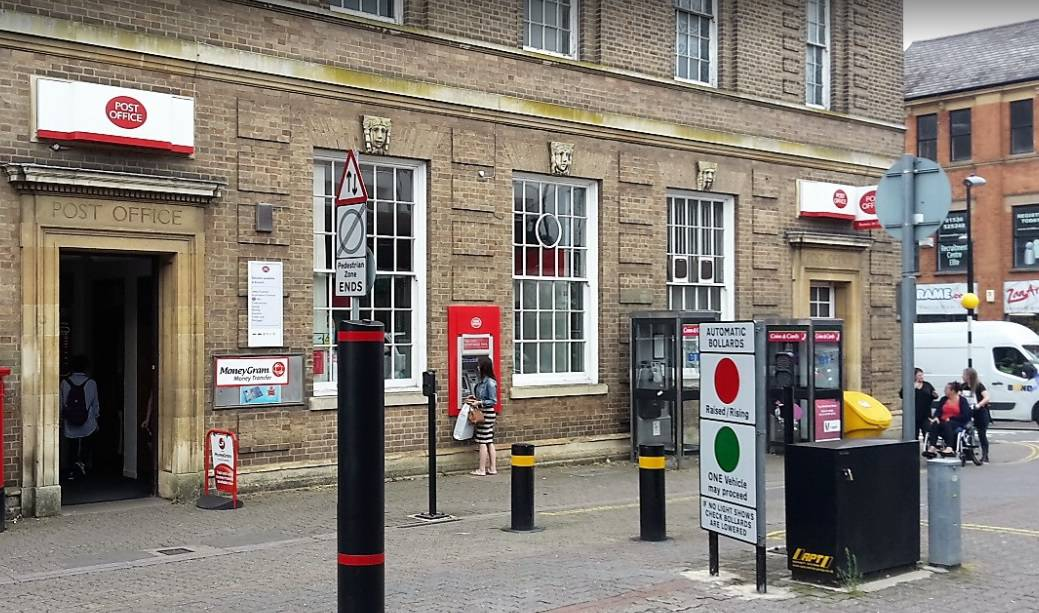 Kettering Post Office